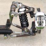 custom front suspension