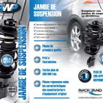 jambe de suspension