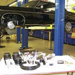 lowrider suspension system