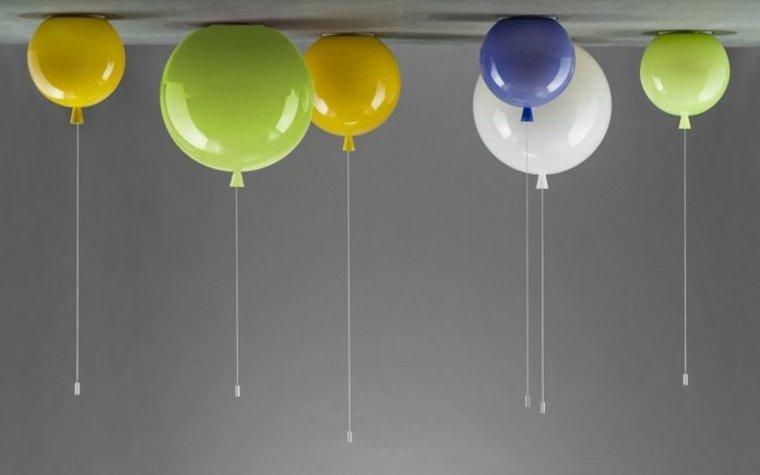suspension ballon