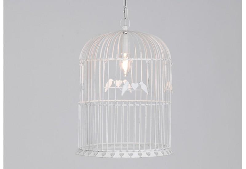 suspension cage oiseau