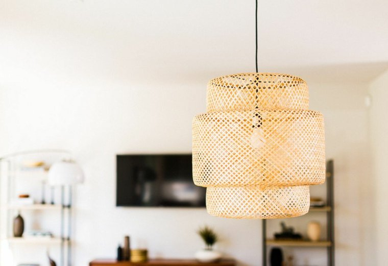 perfect suspension en bambou with suspension ourson. Black Bedroom Furniture Sets. Home Design Ideas