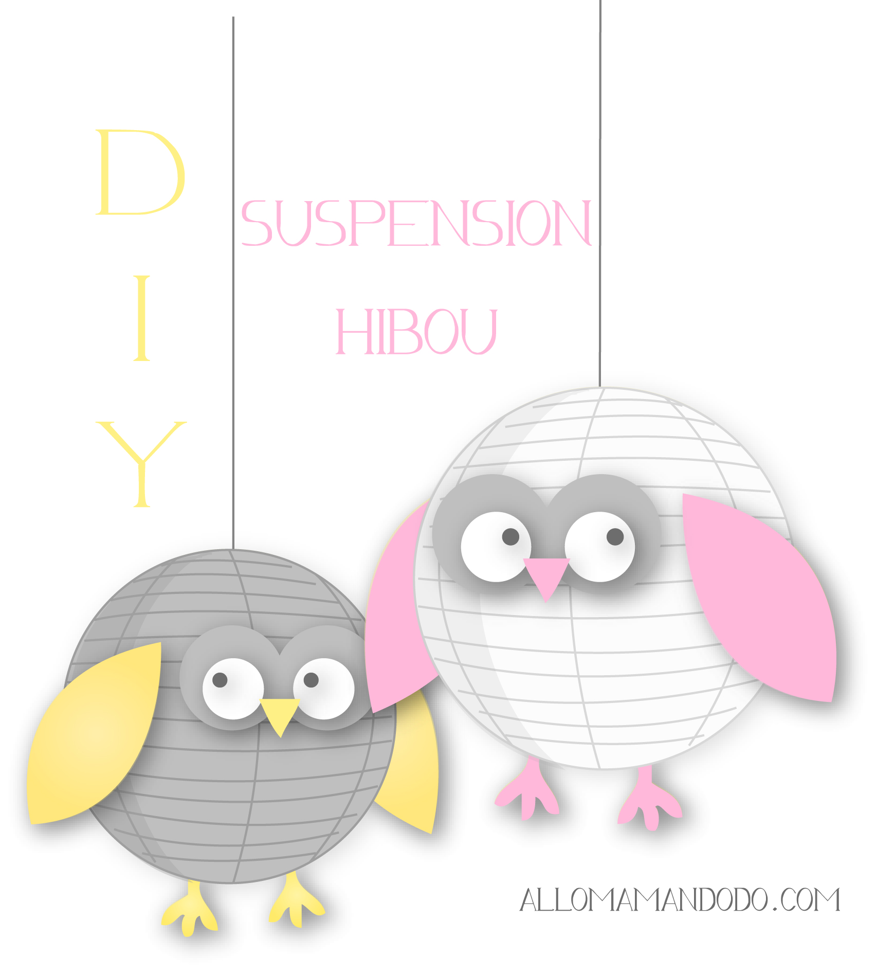 suspension hibou