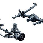 suspension l200 mitsubishi