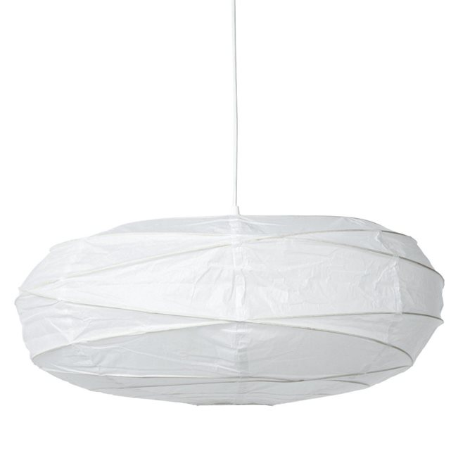 suspension papier boule suspension boule de papier mint cm with suspension papier boule finest. Black Bedroom Furniture Sets. Home Design Ideas