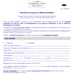 suspension pension alimentaire