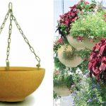 suspension pour plante exterieur